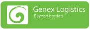 Genex Logistics Logo